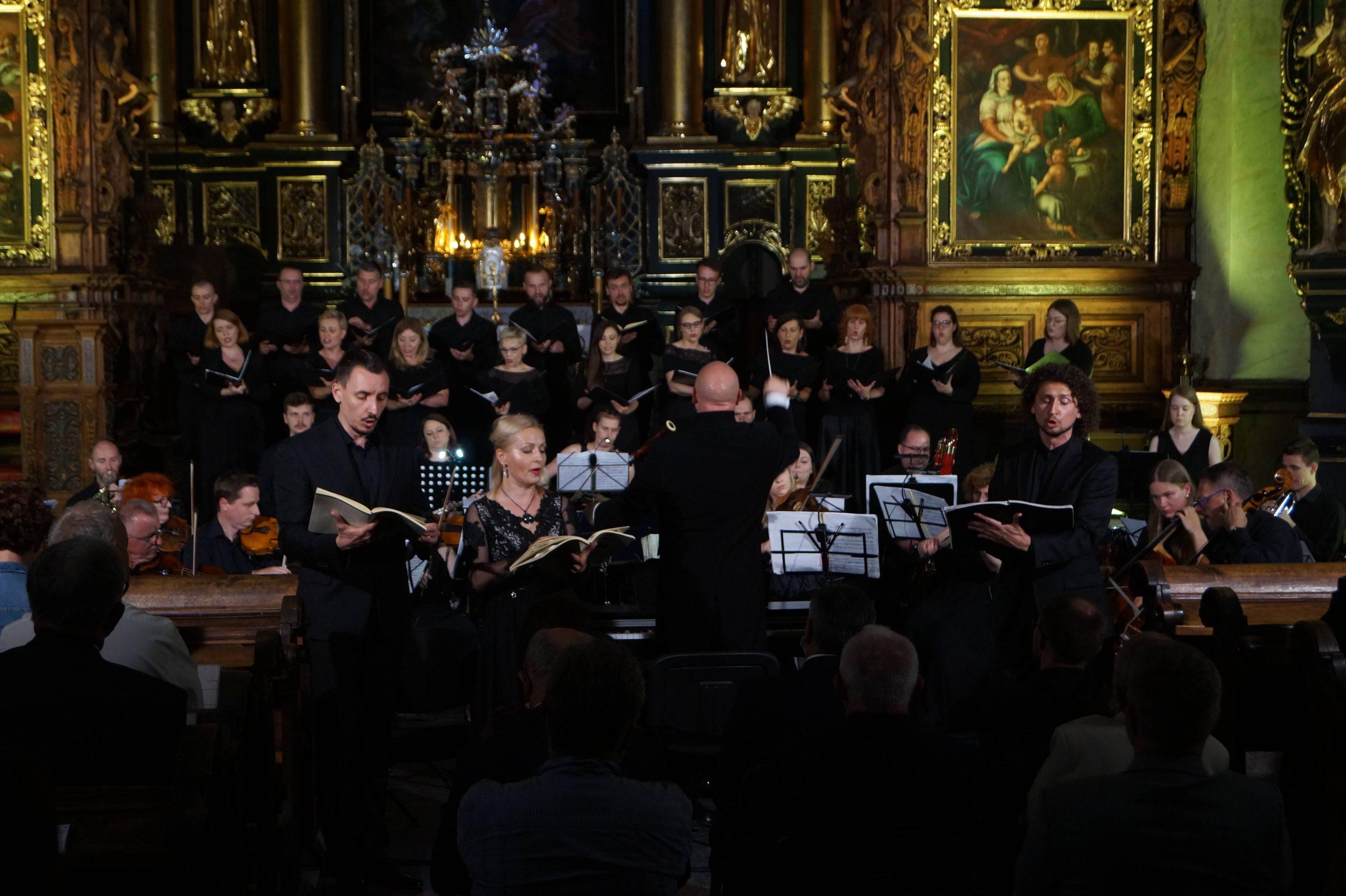 Dzień pierwszy XXX Międzynarodowego Festiwalu Muzyki Organowej i Kameralnej