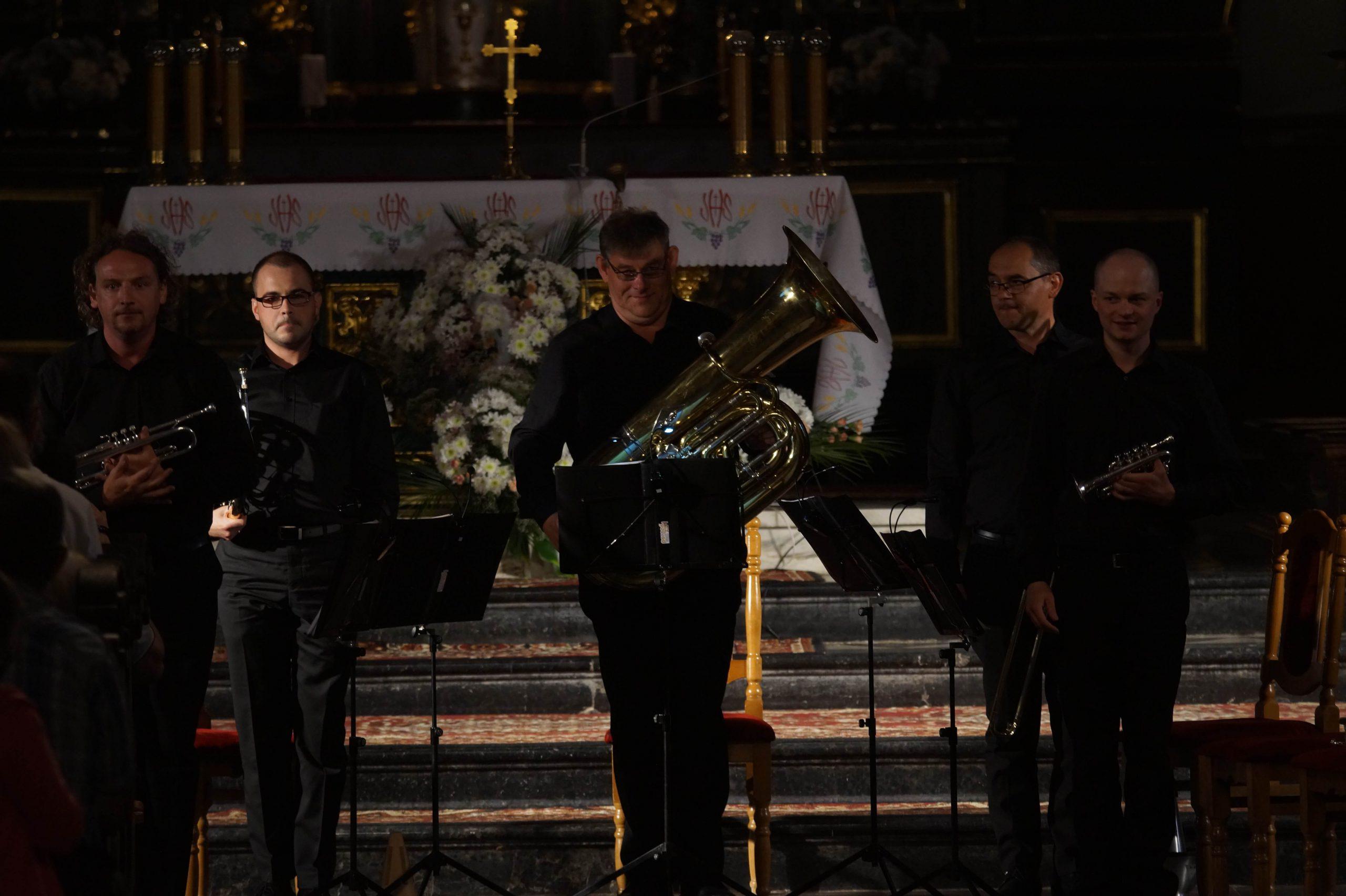 12.07.2021 – XXX Międzynarodowy Festiwal Muzyki Organowej i Kameralnej